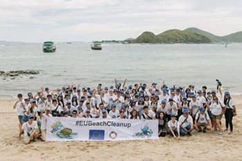 UE Beating Plastic Pollution Press Coverage